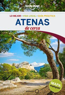 ATENAS. DE CERCA -GEOPLANETA -LONELE PLANET