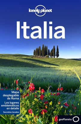 ITALIA -GEOPLANETA  -LONELY PLANET
