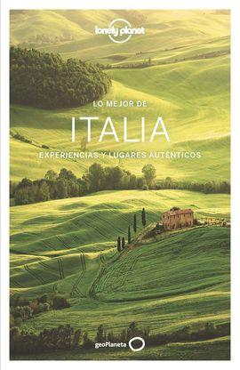 ITALIA, LO MEJOR DE -GEOPLANETA -LONELY PLANET