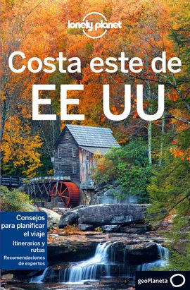 COSTA ESTE DE EE.UU. -GEOPLANETA -LONELY PLANET