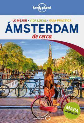 AMSTERDAM. DE CERCA -GEOPLANETA -LONELY PLANET