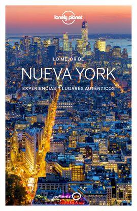 NUEVA YORK, LO MEJOR DE -GEOPLANETA -LONELY PLANET