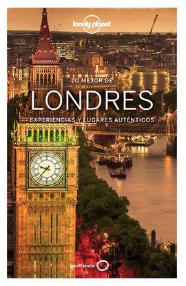 LONDRES, LO MEJOR DE -GEOPLANETA -LONELY PLANET