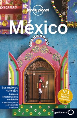 MEXICO -GEOPLANETA -LONELY PLANET