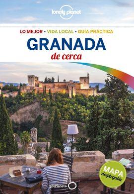 GRANADA. DE CERCA -GEOPLANETA -LONELY PLANET