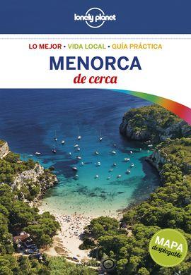 MENORCA DE CERCA -GEOPLANETA -LONELY PLANET