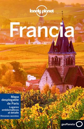 FRANCIA -GEOPLANETA -LONELY PLANET