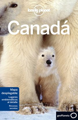 CANADA -GEOPLANETA -LONELY PLANET