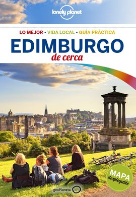 EDIMBURGO. DE CERCA -GEOPLANETA -LONELY PLANET