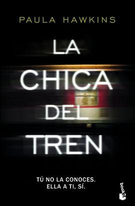 CHICA DEL TREN, LA [BOLSILLO]