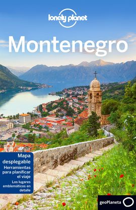 MONTENEGRO -GEOPLANETA -LONELY PLANET