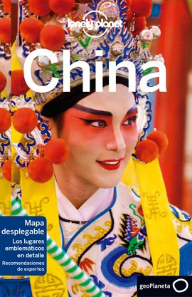 CHINA -GEOPLANETA -LONELY PLANET