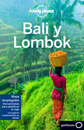 BALI Y LOMBOK -GEOPLANETA -LONELY PLANET