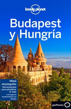 BUDAPEST Y HUNGRÍA -LONELY PLANET -GEOPLANETA