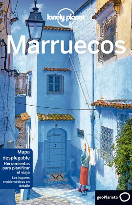 MARRUECOS -GEOPLANETA -LONELY PLANET