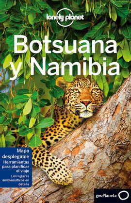 BOTSUANA Y NAMIBIA -GEOPLANETA -LONELY PLANET