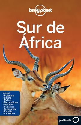 SUR DE AFRICA -GEOPLANETA -LONELY PLANET