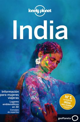 ANT. INDIA -GEOPLANETA -LONELY PLANET