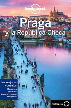 PRAGA Y LA REPUBLICA CHECA -GEOPLANETA -LONELY PLANET