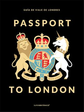 PASSPORT TO LONDON -SUPERBRITANICO