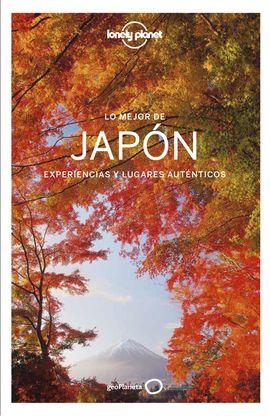 JAPÓN, LO MEJOR DE -GEOPLANETA -LONELY PLANET
