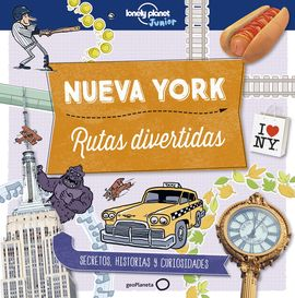 NUEVA YORK -RUTAS DIVERTIDAS -LONELY PLANET -GEOPLANETA