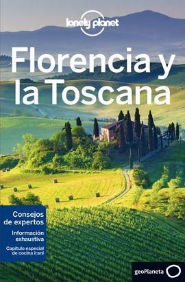 FLORENCIA Y LA TOSCANA -GEOPLANETA -LONELY PLANET