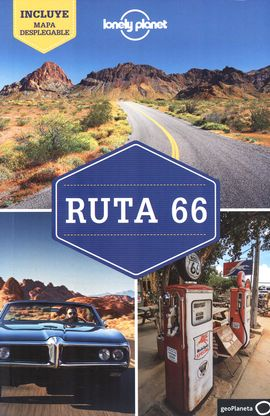 RUTA 66 -GEOPLANETA -LONELY PLANET