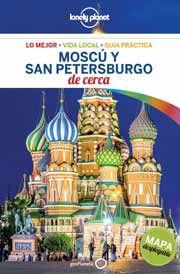 MOSCU Y SAN PETERSBURGO. DE CERCA -GEOPLANETA -LONELY PLANET