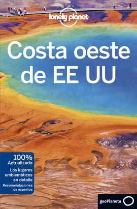 COSTA OESTE DE EE UU -GEOPLANETA -LONELY PLANET