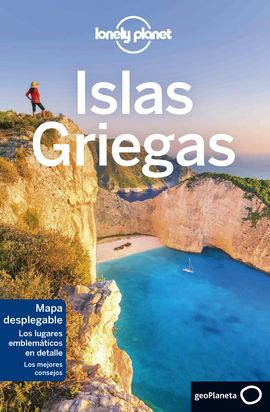 ISLAS GRIEGAS -GEOPLANETA -LONELY PLANET
