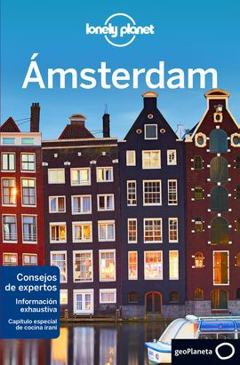 AMSTERDAM -GEOPLANETA -LONELY PLANET