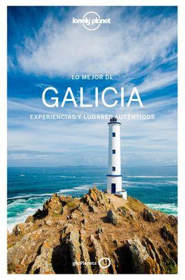 GALICIA, LO MEJOR DE -GEOPLANETA -LONELY PLANET
