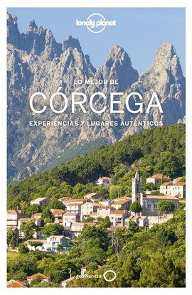 CORCEGA, LO MEJOR DE -GEOPLANETA -LONELY PLANET