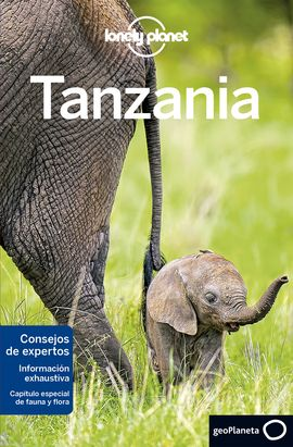 TANZANIA -GEOPLANETA -LONELY PLANET