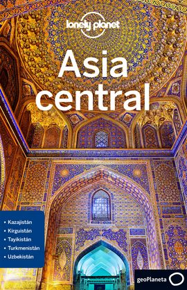 ASIA CENTRAL -GEOPLANETA -LONELY PLANET