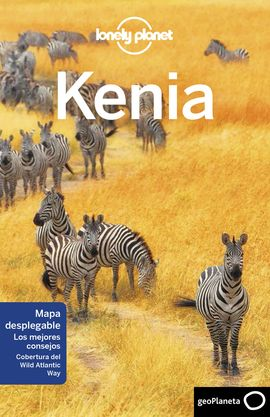 KENIA -GEOPLANETA -LONELY PLANET