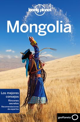 MONGOLIA -GEOPLANETA -LONELY PLANET