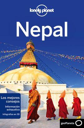 NEPAL -GEOPLANETA -LONELY PLANET