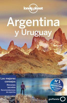 ARGENTINA Y URUGUAY -GEOPLANETA -LONELY PLANET