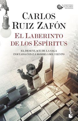 LABERINTO DE LOS ESPIRITUS, EL [BOLSILLO]