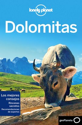 DOLOMITAS -GEOPLANETA -LONELY PLANET
