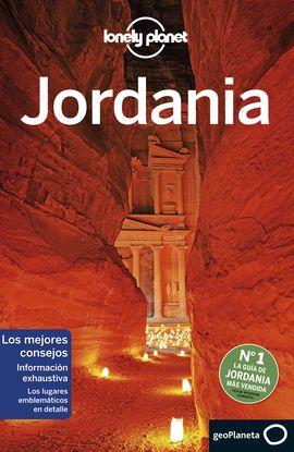 JORDANIA -GEOPLANETA -LONELY PLANET