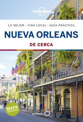 NUEVA ORLEANS. DE CERCA -GEOPLANETA -LONELY PLANET