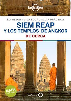 SIEM REAP Y LOS TEMPLOS DE ANGKOR. DE CERCA -GEOPLANETA -LONELY PLANET