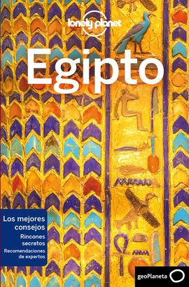 EGIPTO -GEOPLANETA -LONELY PLANET