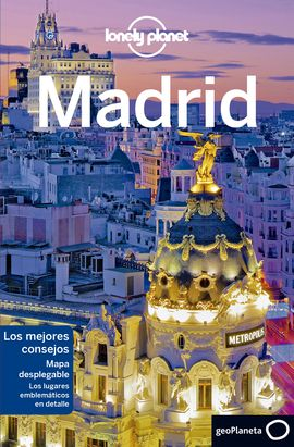 MADRID -GEOPLANETA -LONELY PLANET