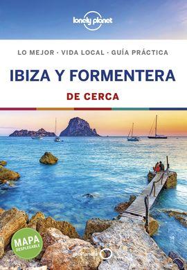 IBIZA Y FORMENTERA. DE CERCA -LONELY PLANET