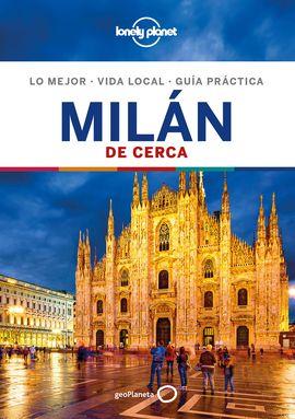 MILÁN. DE CERCA -GEOPLANETA -LONELY PLANET