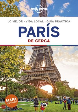 PARIS. DE CERCA -GEOPLANETA -LONELY PLANET